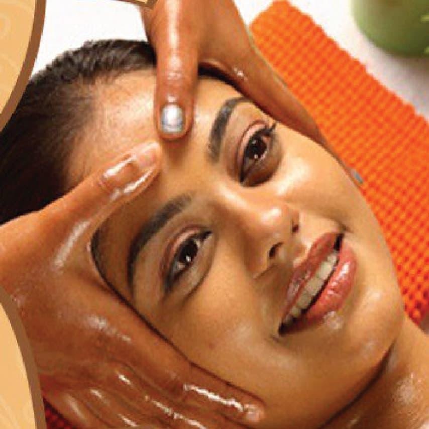 Abhyangam ayurvedic massage