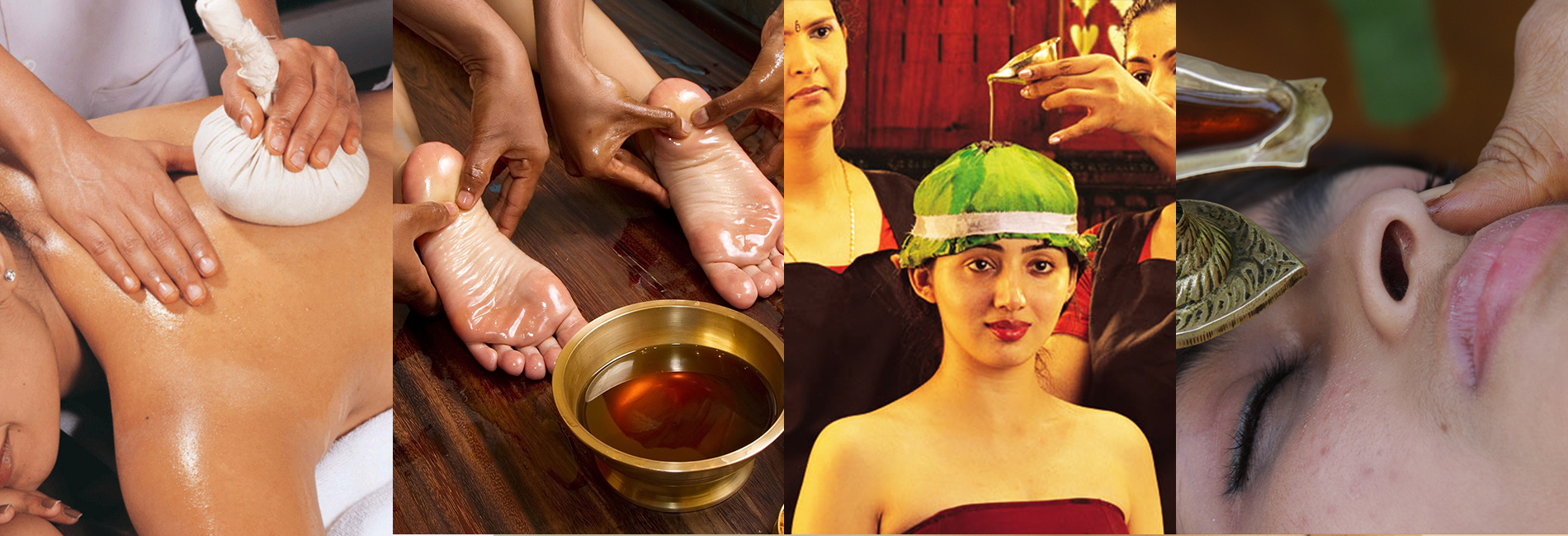 Ayurvedic bridal packages at PoornaAyur
